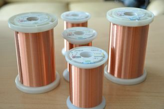China AWG 20 - 56 Different Sizes Ultra Thin Copper Wire Scratch Resistance For Watches supplier