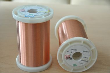 UEW Insulation Enameled Magnet Wire 0.02mm Copper Winding Wire ISO9001