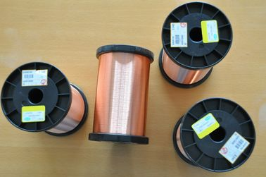 China Ultra Fine 0.012mm Copper Wire 0.012 - 0.4mm UEW Enamelled Copper Wire supplier