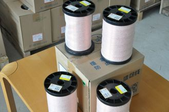 China Class 2 Polyurethane Self Bonding Enamelled Copper Wire For Lighting Fixtures factory
