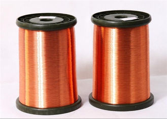 China Iec Nema Solderable Enamelled Copper Wire Super Fine For Motor Winding factory