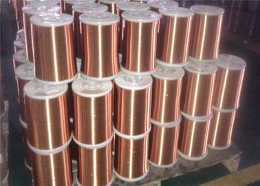 China Thermal Class 200℃ Polyester Amide Imide Enamelled Copper Wire Specifications Magnet Wire For Small Generators factory