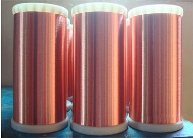 China UEW 0.026mm Enamelled Round Copper Wire Polyester Coating Ultra Fine Magnet Wire Good Solderability factory