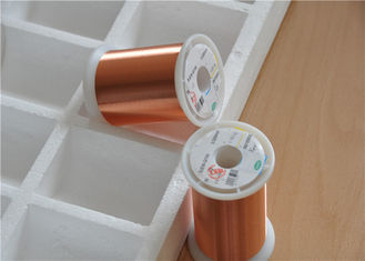 China Class 180 0.71mm Diameter Enameled Copper Wire Ultra Fine Magnet Wire Polyurethane Coating Enamelled Wire factory