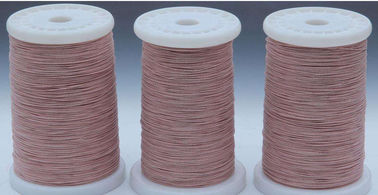 ETTFE 500 * 0.05mm Copper Litz Wire Double Insulated Magnetic Copper Wire