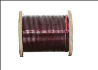 China 130 - 220℃ Self Bonding Wire Super Fine Rectangular / Square Copper Wire supplier