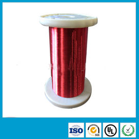 China Solderability Colored Copper Wire UEW Copper Winding Wire For Micro Small Motor factory