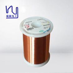 China Motors Enameled Copper Ultra Fine Magnet Wire Class UEW155 Solderability factory