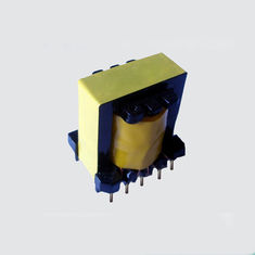China Yellow Ee16 High Voltage Transformer 1khz - 200khz Frequency Iec Standard factory
