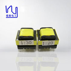 China Magnet Electronic Ferrite Core Transformer High Frequency In Yellow Color factory