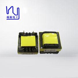 Yellow High Frequency High Voltage Transformer Magnet Power Transformers