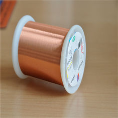 0.02mm Ultra Fine Magnet Wire Ul Certificated Transformer Enamelled Copper Wire
