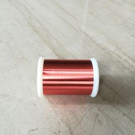 China F / H Class 0.02mm Ultra Thin Enameled Copper Wire Copper Magnet Wire For Voice Coils factory