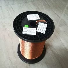 China Self Solderable Copper Litz Wire 0.1 X 35 /  Rectangular Litz Wire For Inductive Heaters factory