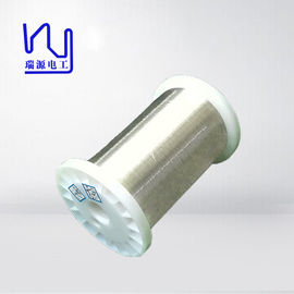 China Silver Plated Ultra Fine Copper Wire For Voice Coil IEC / JIC / NEMA Standard factory