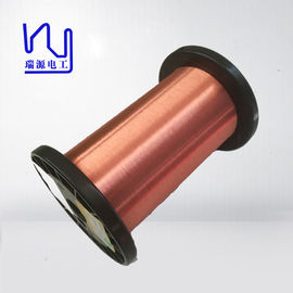 China IEC Standard 0.03mm Enamel Coated Copper Wire G2 Class 180 For Tannsformer factory