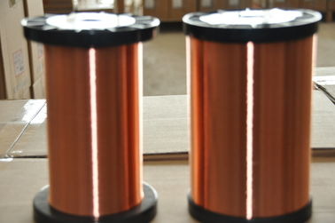 China Polyesterimide Enamel Coated Magnet Wire For Transformers / Motors / Relays / Winding factory