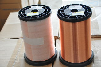 China Polyurethane Enameled Round Copper Wire 1UEW With High Electrical Conductivity factory