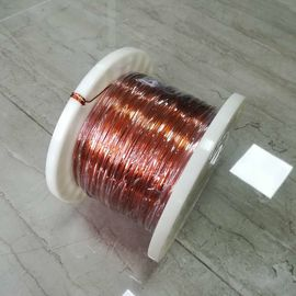 China good quality 0.02mm Ultra Fine Copper Wire Solderable Rectangular Copper Wire on sales