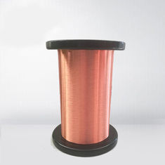 China Ultra Fine Magnet Wire Enameled Copper Wire For Motors / Transformers factory