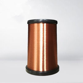 China Ultra Fine Enameled Copper Wire For High Frequency Coils factory