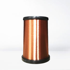 China G2 0.060mm Ultra Fine Acetone Self Bonding Wire / Enameled Magnet Copper Wire factory