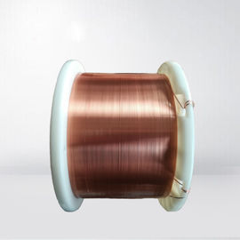 0.7 * 2.0mm Class 220 Flat Enameled Copper Wire Self Bonding Magnet Wire For Transformer