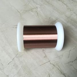 China 0.012 - 0.8mm Ultra Fine Enameled Copper Wire With Good Solderability factory