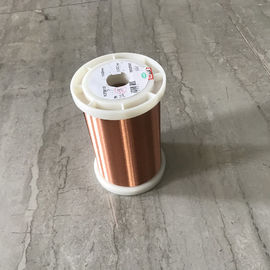 China AWG 22 0.63mm Magnet Wire Class 180 H Polyurethane Covered High Performance factory
