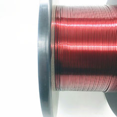 China Stable Performance Enamel Covered Copper Wire700V Breakdown Voltage 2.2mm * 0.9mm factory