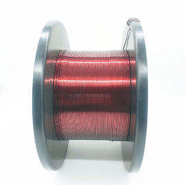 China Good Heat Dissipation Enameled Copper Winding Wire 0.65mm Thickness 4.00mm Width factory