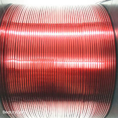 Ultra Fine Rectangular Copper Wire Flat Coated Magnet Wire 3.5mm Width