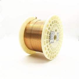 China Flat Winding Rectangular Enameled Copper Wire UL Certificated Class 180 1.60 * 0.80 Mm factory