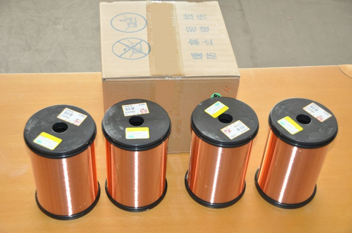 UEW Dual Coated SWG / AWG Magnet Wire , Class 1 Self Bonding ...