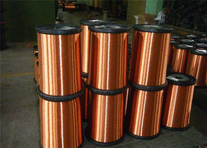 Class 155 Enamelled Winding Wire Electric Motor Winding Wire Polyester Insulation