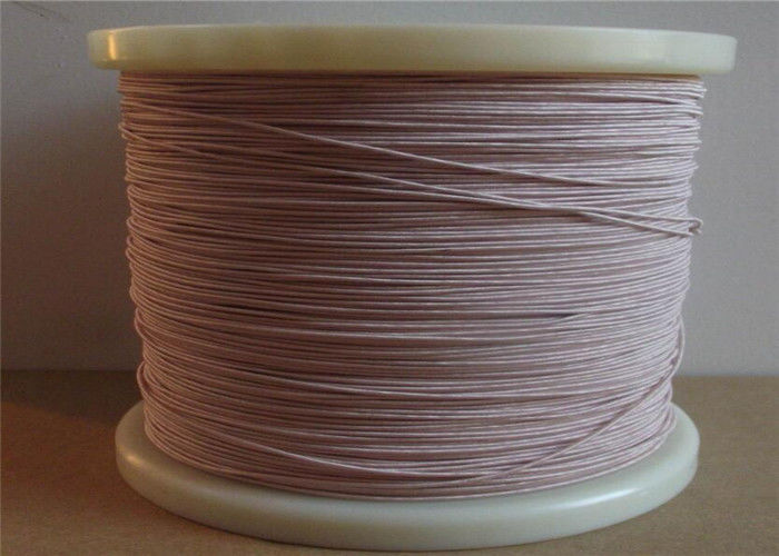 0.02 - 0.5mm Diameter Strands Enamelled Copper Wire Litz Magnet Wire For Increased Efficiency