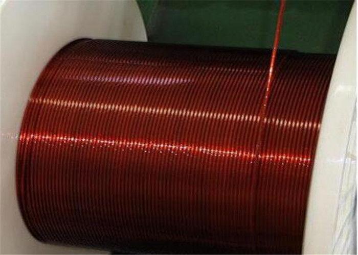 0 02 1 8mm Enamel Coated Copper Wire Super Flat