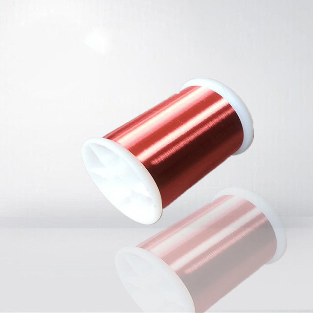 Polyurethane Super Enamelled Copper Wire Self Bonding Wire For Ignition Coils supplier