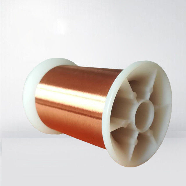 0.017mm-0.8mm Enamelled Copper Winding Wire For Transformers supplier
