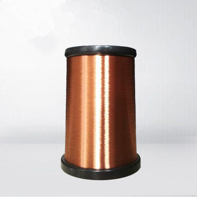 Ultra Fine Enameled Copper Wire For High Frequency Coils supplier