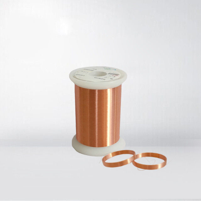 AWG 20 - 26 Enamelled Copper Wire Magnet Wire For Voice Coils supplier