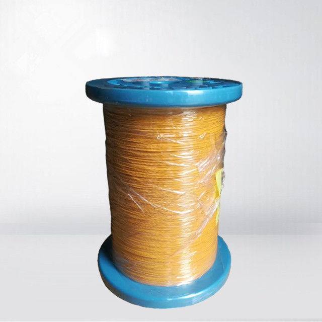 Class B / F Colored Enameled Copper Wire / Self Solderable Triple Insulated Copper Wire supplier