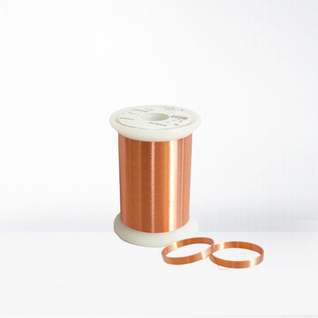 0.012 - 0.8mm Super Fine Enameled Magnet Copper Wire Round Copper Wire For Motors supplier