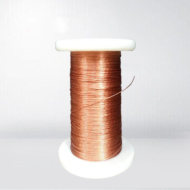 0.07 X 119 Strands Copper Litz Wire High Cut Through Triple Insulated Copper Litz Wire supplier