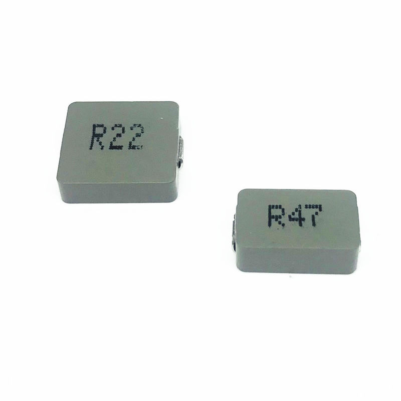 Molded High Power Ferrite SMD Power Inductor Closed Magnetic Circuit Structure supplier