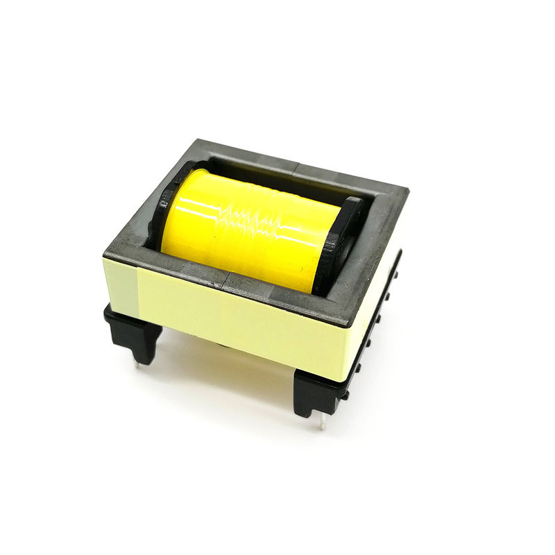Horizontal Switch Mode Transformer 60 - 80W MnZn Power Ferrite Core Material supplier