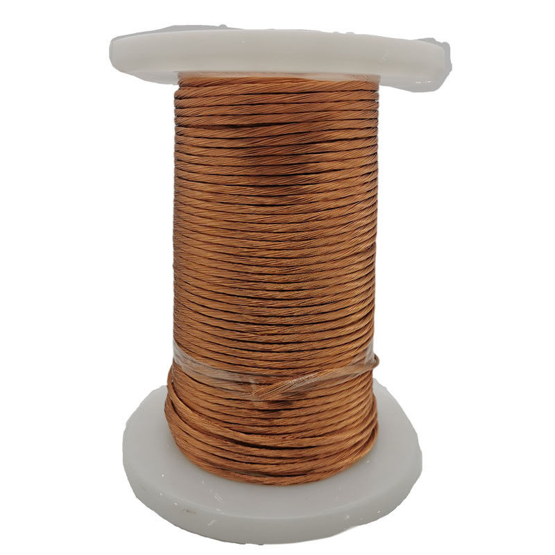 Motor Winding 0.5mm X 128 Strands Copper Litz Wire