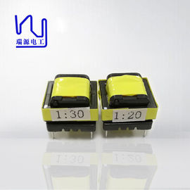 Magnet Electronic Ferrite Core Transformer High Frequency In Yellow Color