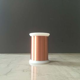 Insulated Ultra Thin Copper Wire Solderability For High Frequency Coils
