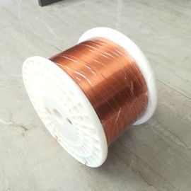 Self Bonding Enamelled Round Copper Wire / Solderable Enamelled Copper Wire For Wireless Charger